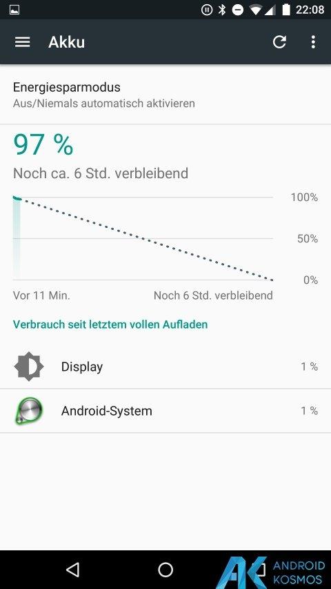 Google veröffentlich erste Developer Preview für Android N 30