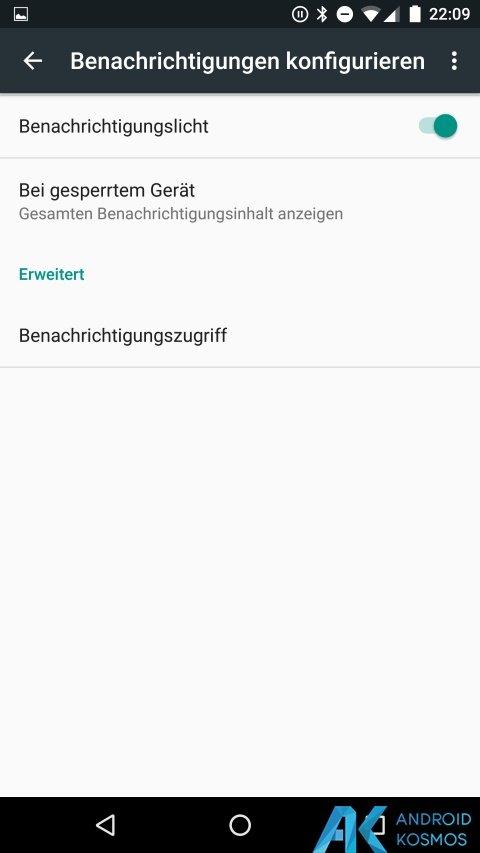 Google veröffentlich erste Developer Preview für Android N 34