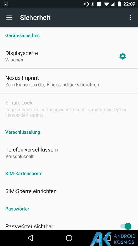 Google veröffentlich erste Developer Preview für Android N 35