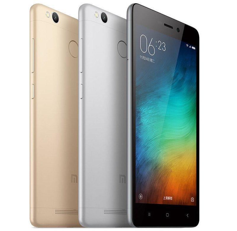 Xiaomi stellt Redmi 3 Pro mit Fingerabdruck und 4.100mAh Akku offiziell vor 1