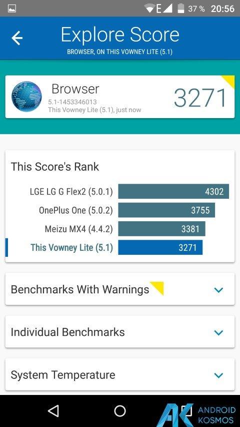 Test / Review: Elephone Vowney Lite - gutes Mittelklasse Smartphone mit Helio X10 111
