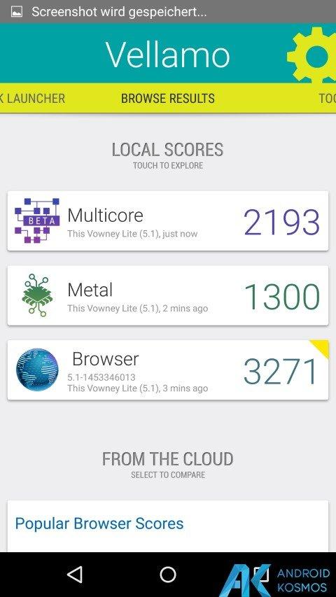 Test / Review: Elephone Vowney Lite - gutes Mittelklasse Smartphone mit Helio X10 114