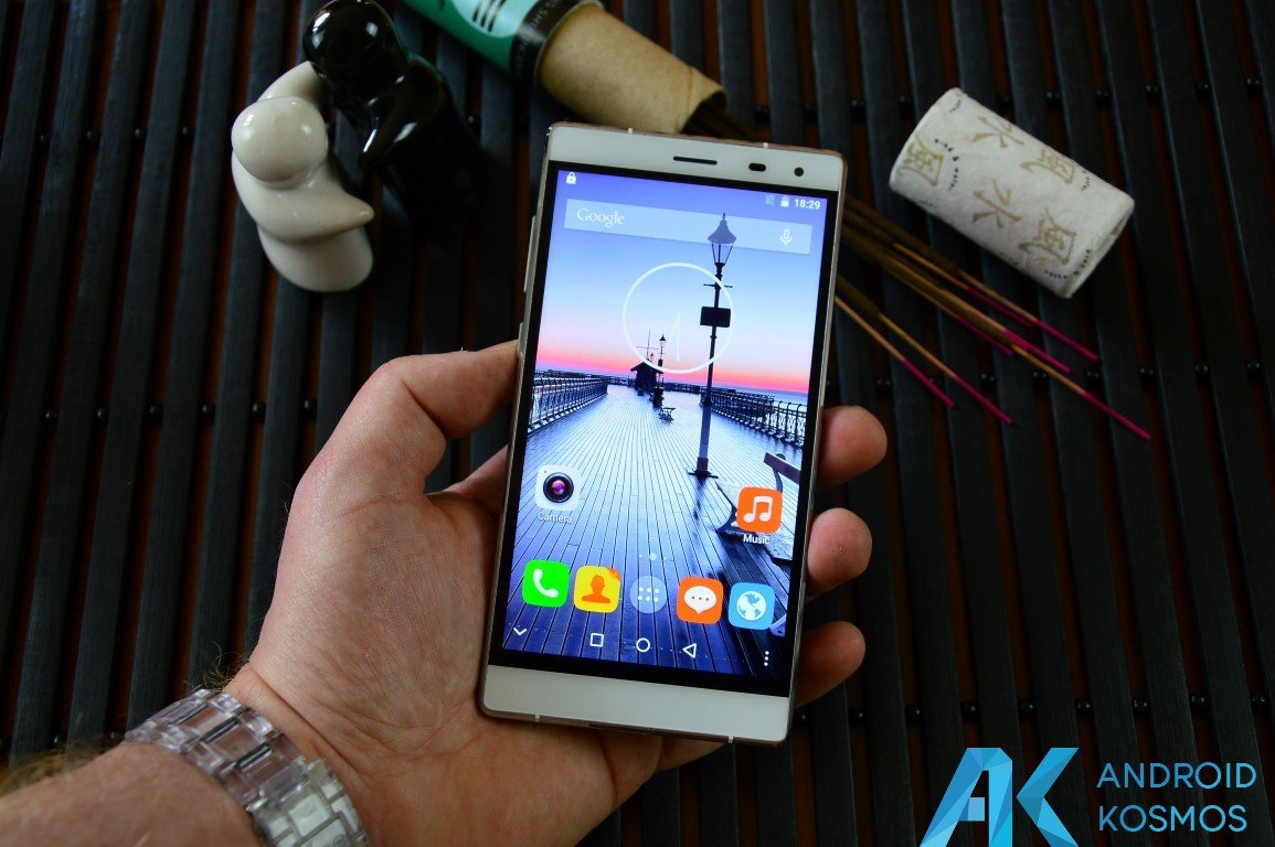 Test / Review: THL T7 - Low-Budget Smartphone mit 4.800mAh Akku 115