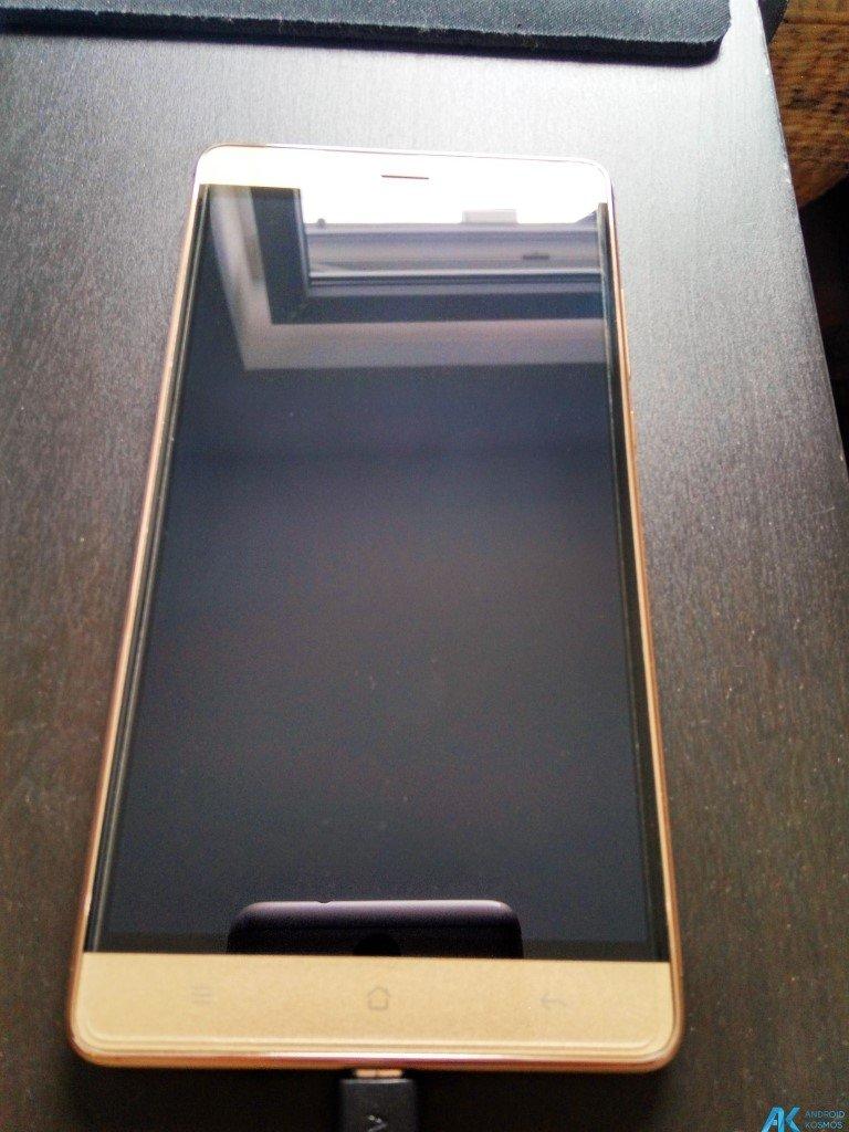 Test / Review Elephone M1 - Schickes Low Budget Smartphone mit Einbußen 5