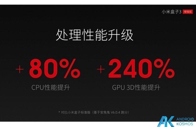 Xiaomis neue Smart TV Box - Mi Box 3 Enhanced Edition in China veröffentlicht 5