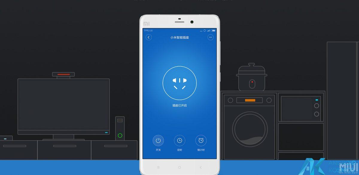 AndroidKosmos | Weitere Xiaomi Smart Home Gadgets - LED Tischlampe und Wireless Steckdose 9