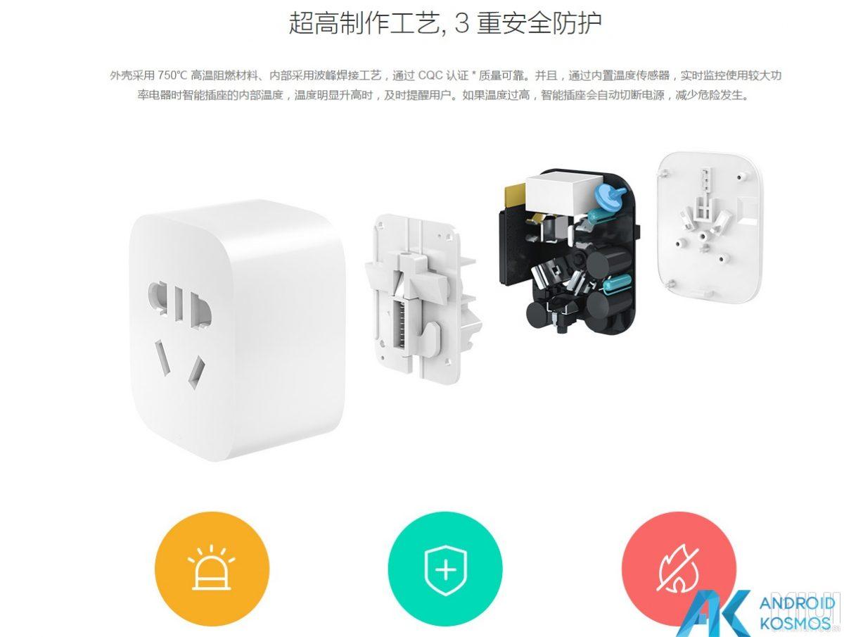 AndroidKosmos | Weitere Xiaomi Smart Home Gadgets - LED Tischlampe und Wireless Steckdose 11