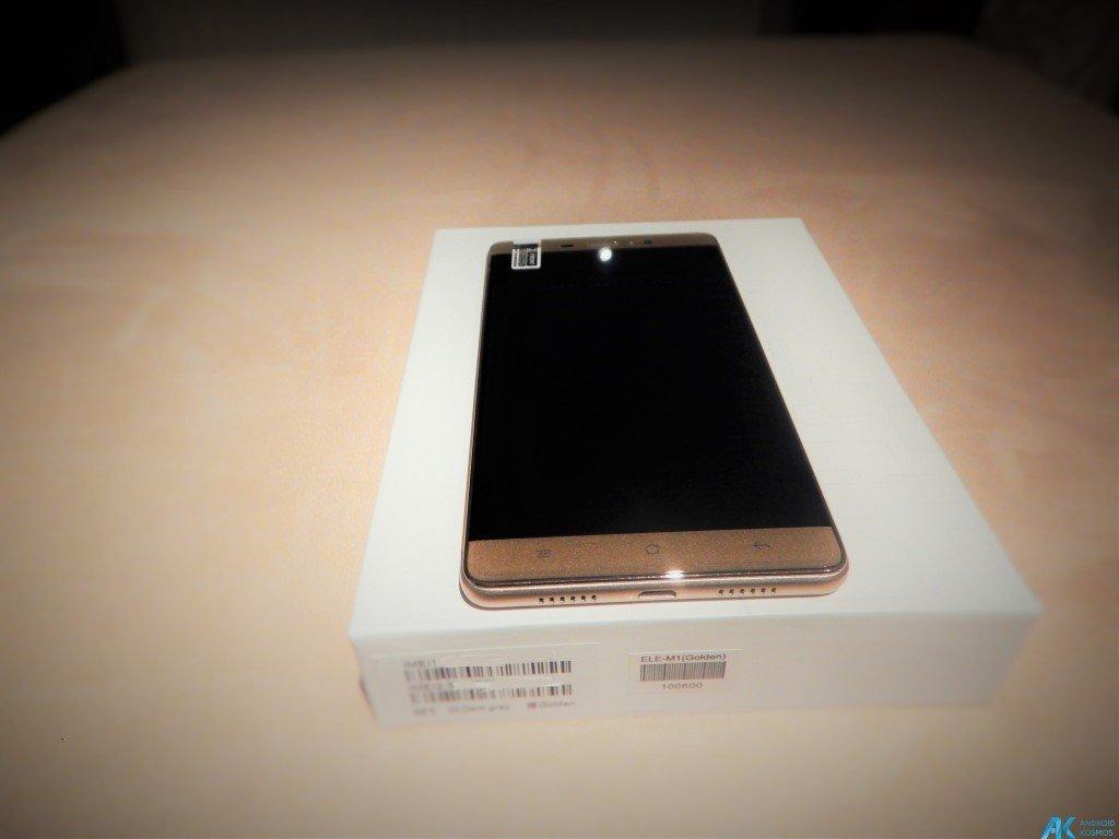 Test / Review Elephone M1 - Schickes Low Budget Smartphone mit Einbußen 50