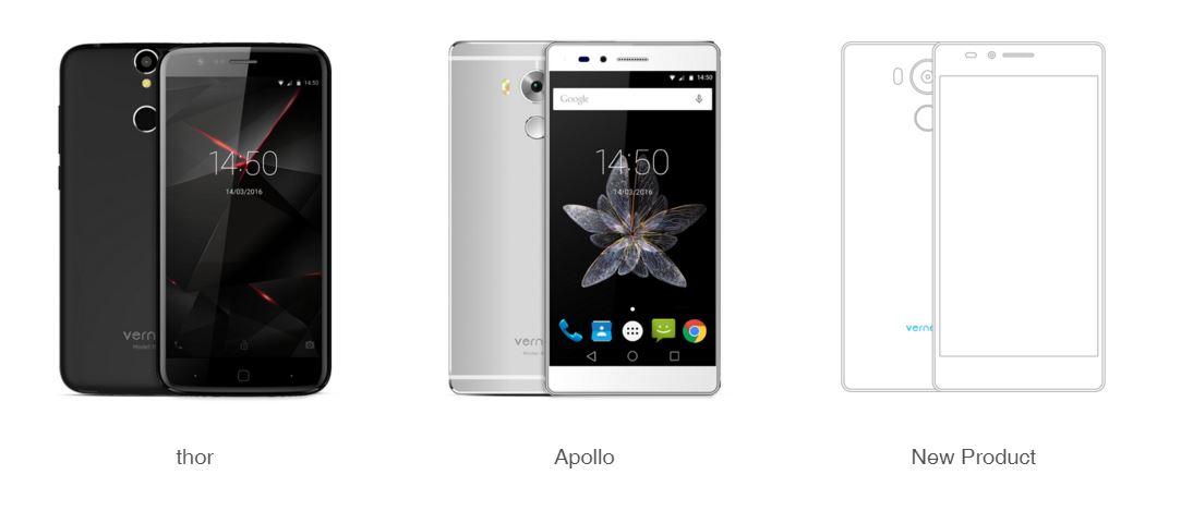 vernee-smartphone-portfolio