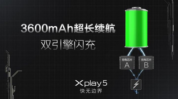 Vivo Xplay 5 - Smartphone mit 6GB RAM offiziell vorgestellt 9