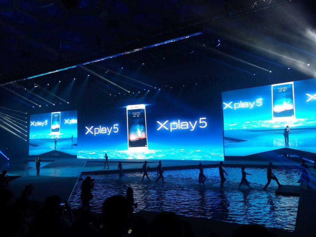Vivo Xplay 5 - Smartphone mit 6GB RAM offiziell vorgestellt 4