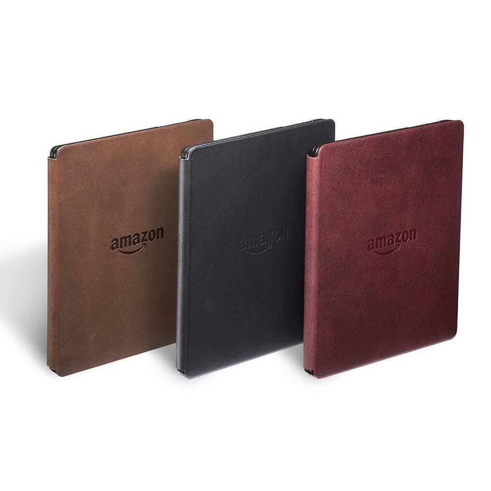 Amazon stellt seinen neuen E-Reader Kindle Oasis vor - beginnt bei 289 Euro. 1