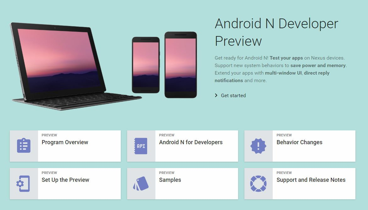 Android N 2