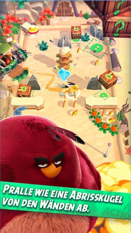 """Neues Game """"Angry Birds Action!"""" wurde veröffentlicht 5"""