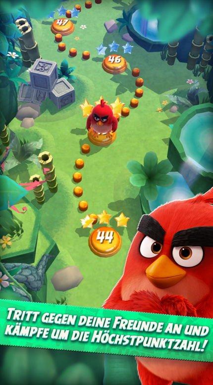 """Neues Game """"Angry Birds Action!"""" wurde veröffentlicht 6"""