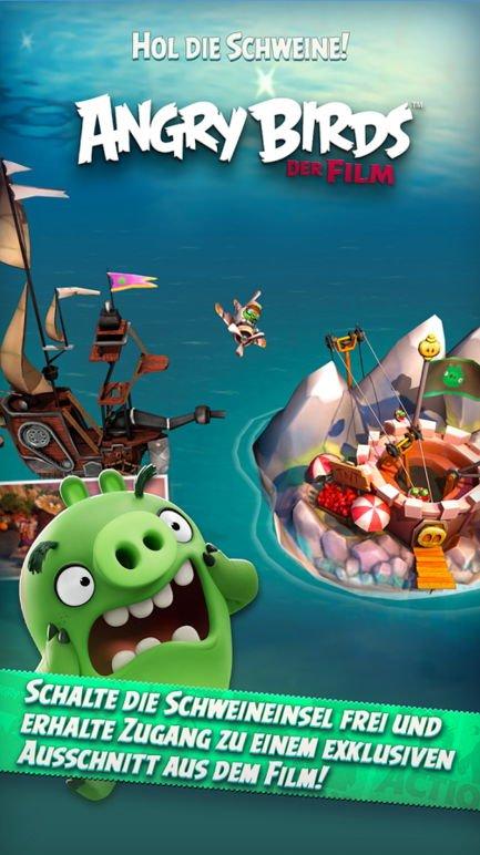 """Neues Game """"Angry Birds Action!"""" wurde veröffentlicht 2"""