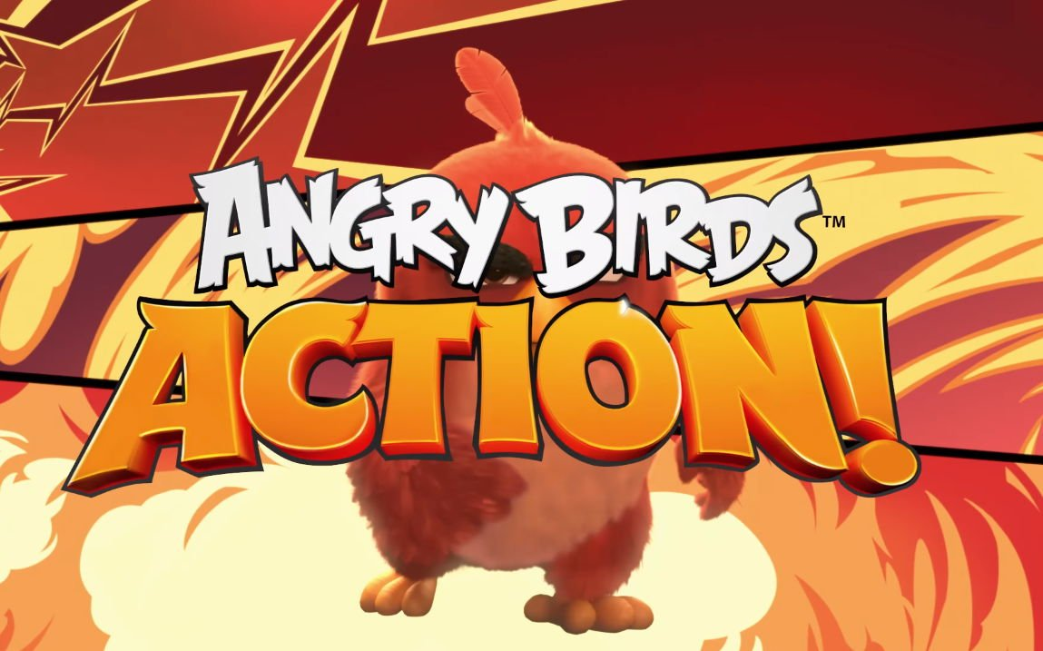 """Neues Game """"Angry Birds Action!"""" wurde veröffentlicht 1"""