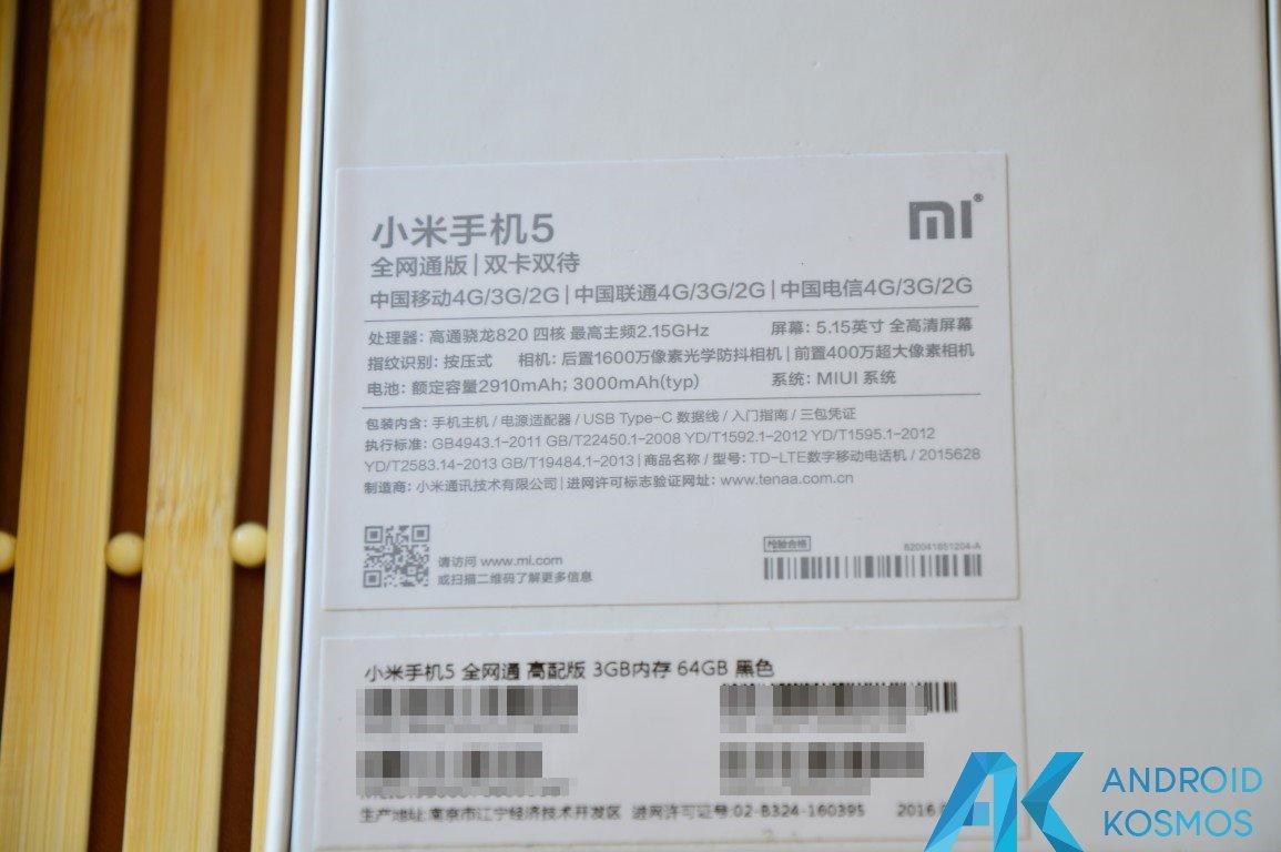 """Test / Review: Xiaomi Mi5, der edle """"Flaggschiffkiller"""" mit Snapdragon 820 aus Fernost 62"""