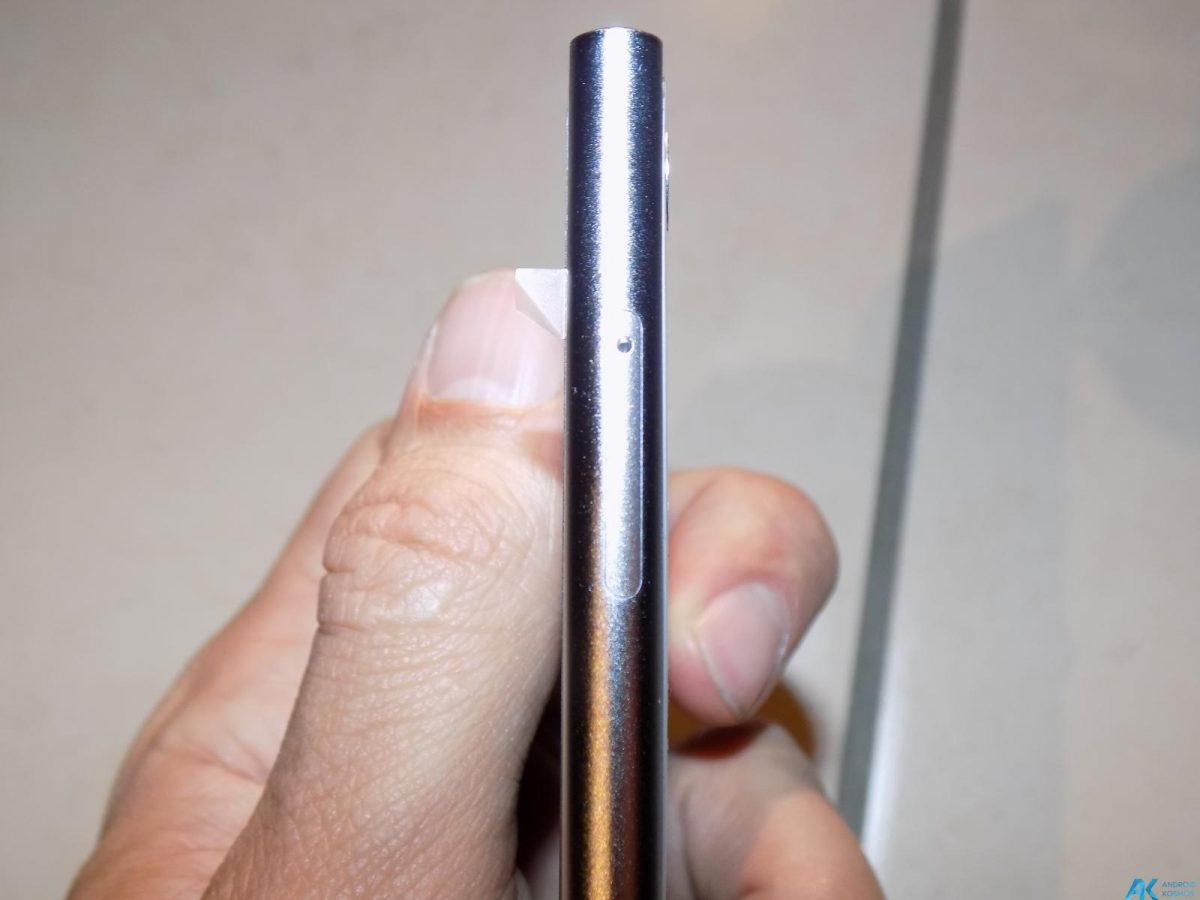 Test/Review: Doogee Y300 - Gutes Asia LTE Budgetphone mit Vollmetallgehäuse 8