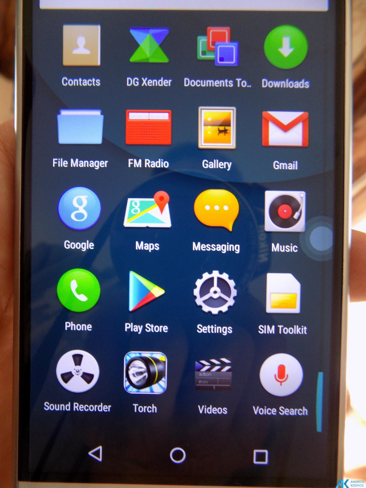 Test/Review: Doogee Y300 - Gutes Asia LTE Budgetphone mit Vollmetallgehäuse 18