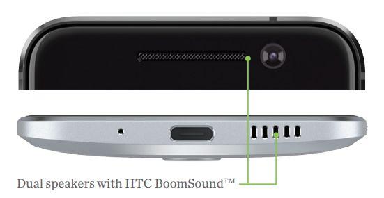 HTC-10-BoomSound-Speaker