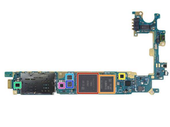 LG G5 erhält von iFixit sehr gute 8 von 10 möglichen Punkte und lässt sich leicht reparieren 18