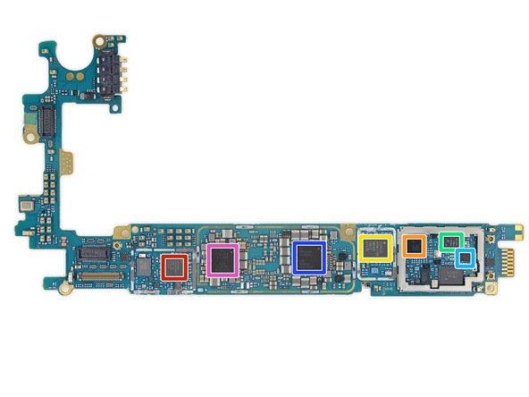 LG G5 erhält von iFixit sehr gute 8 von 10 möglichen Punkte und lässt sich leicht reparieren 19