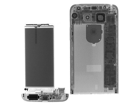 LG G5 erhält von iFixit sehr gute 8 von 10 möglichen Punkte und lässt sich leicht reparieren 4