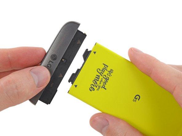 LG G5 erhält von iFixit sehr gute 8 von 10 möglichen Punkte und lässt sich leicht reparieren 5