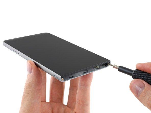 LG G5 erhält von iFixit sehr gute 8 von 10 möglichen Punkte und lässt sich leicht reparieren 8