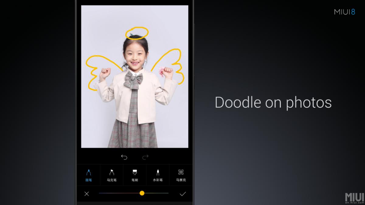 Xiaomi MIUI 8 - neue Oberfläche wurde offiziell vorgestellt 16