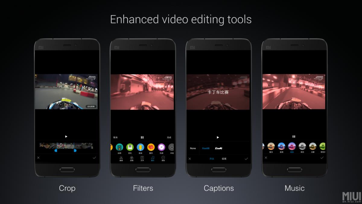 Xiaomi MIUI 8 - neue Oberfläche wurde offiziell vorgestellt 18