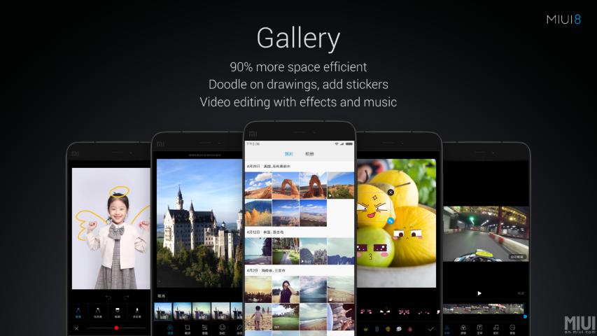 Xiaomi MIUI 8 - neue Oberfläche wurde offiziell vorgestellt 13