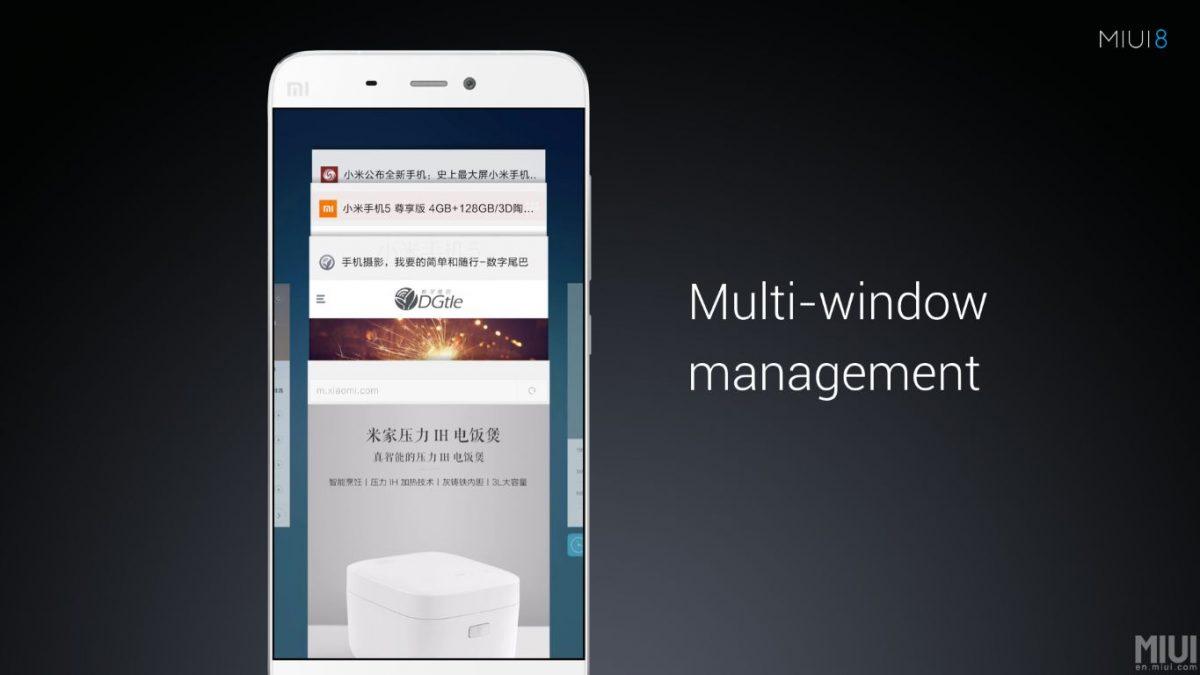 Xiaomi MIUI 8 - neue Oberfläche wurde offiziell vorgestellt 32