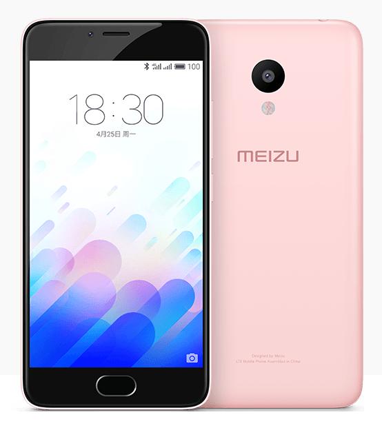 Meizu M3 Einsteigersmartphone offiziell vorgestellt 2
