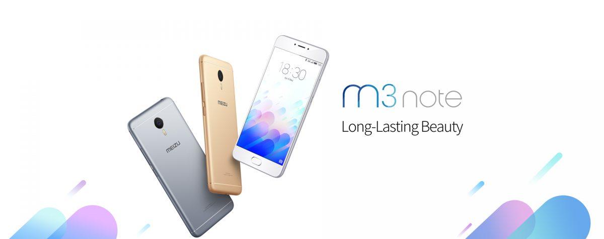 Meizu M3 Note Smartphone offiziell vorgestellt 1