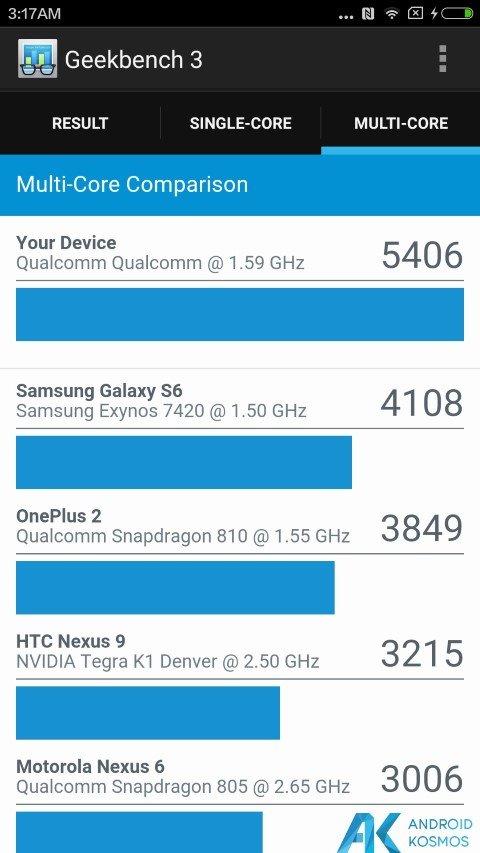 """Test / Review: Xiaomi Mi5, der edle """"Flaggschiffkiller"""" mit Snapdragon 820 aus Fernost 52"""