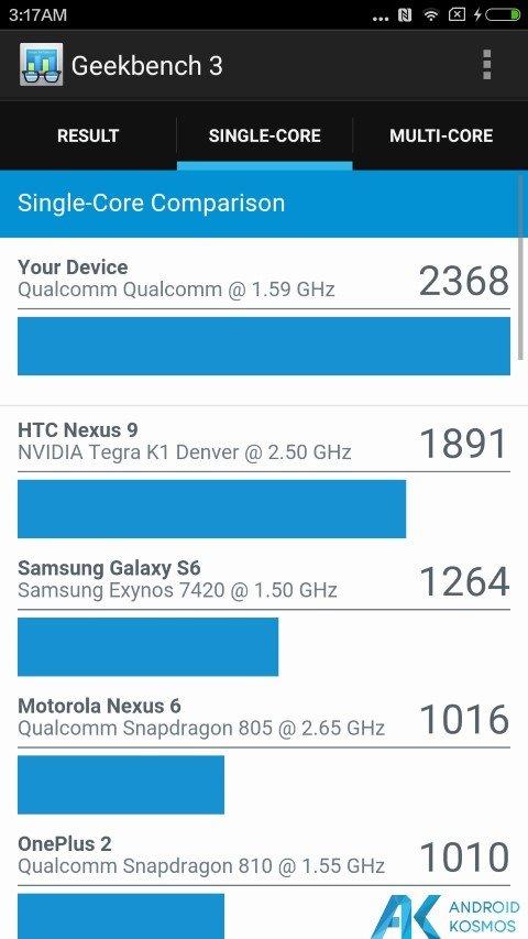 """Test / Review: Xiaomi Mi5, der edle """"Flaggschiffkiller"""" mit Snapdragon 820 aus Fernost 53"""