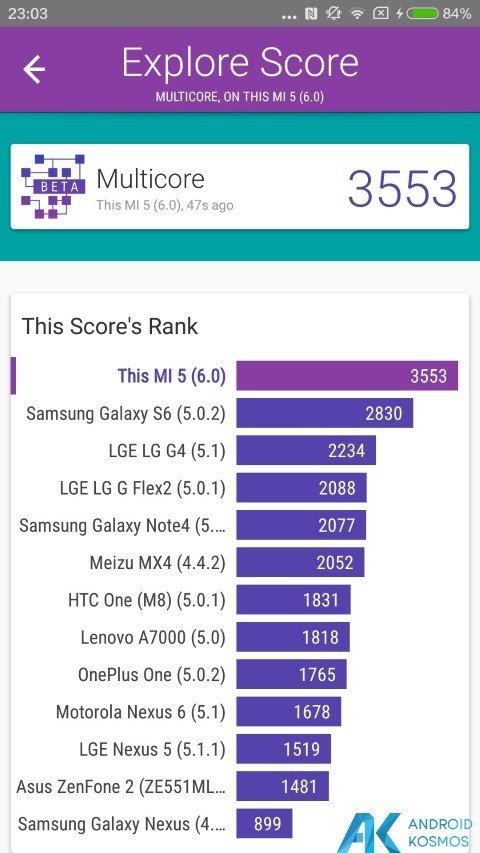 """Test / Review: Xiaomi Mi5, der edle """"Flaggschiffkiller"""" mit Snapdragon 820 aus Fernost 61"""
