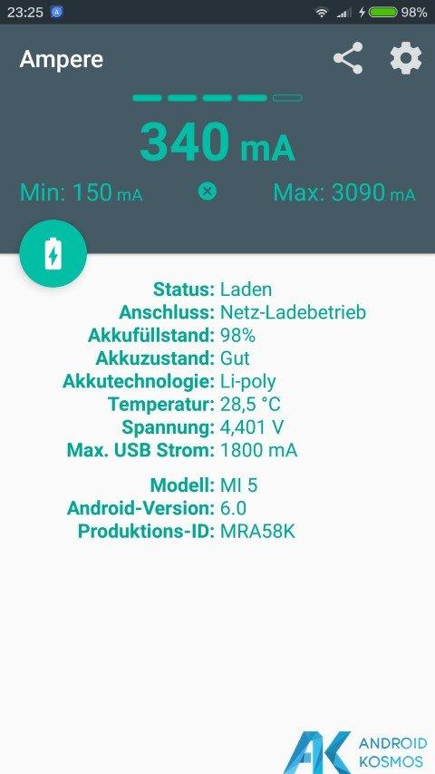 """Test / Review: Xiaomi Mi5, der edle """"Flaggschiffkiller"""" mit Snapdragon 820 aus Fernost 43"""