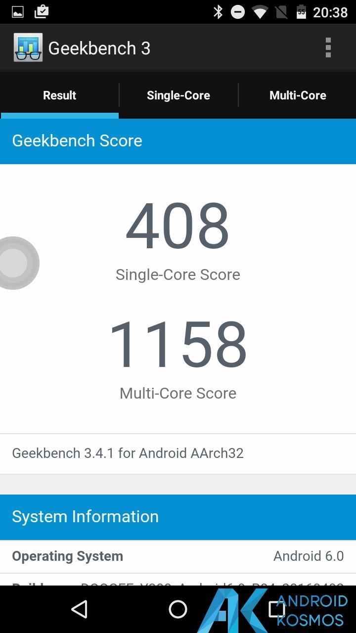 Test/Review: Doogee Y300 - Gutes Asia LTE Budgetphone mit Vollmetallgehäuse 43