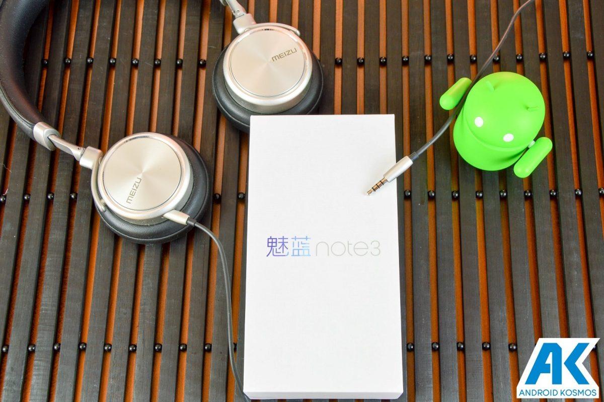 Test / Review: Meizu M3 Note - günstiges MidRange Smartphone 118