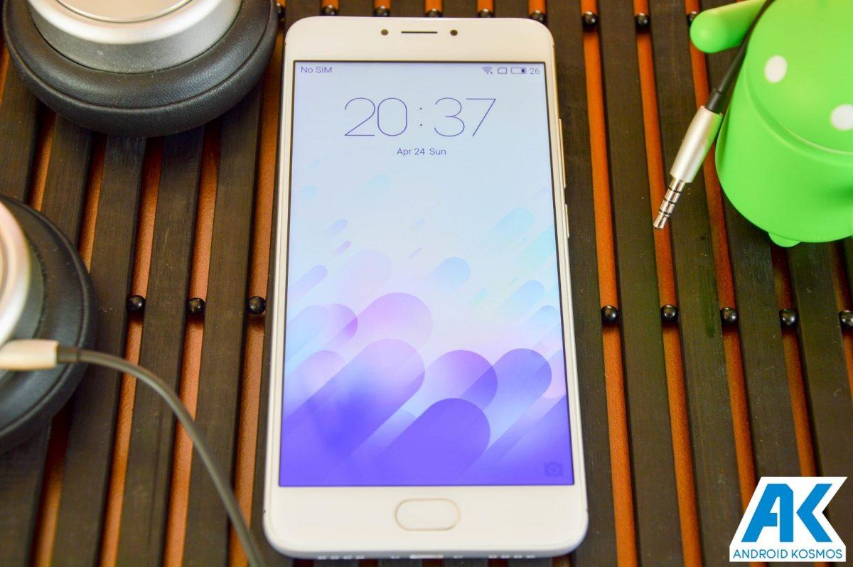 Test / Review: Meizu M3 Note - günstiges MidRange Smartphone 135