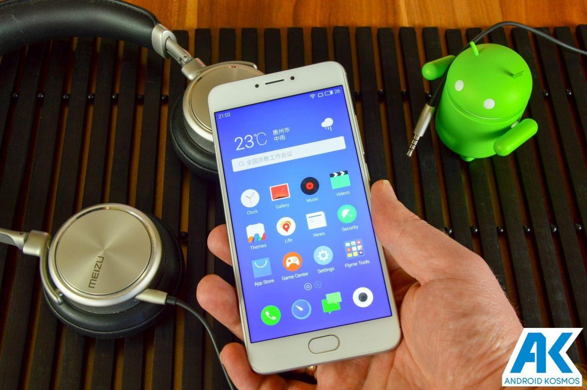 Test / Review: Meizu M3 Note - günstiges MidRange Smartphone 137