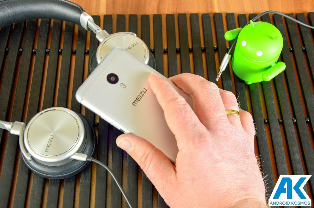Test / Review: Meizu M3 Note - günstiges MidRange Smartphone 143