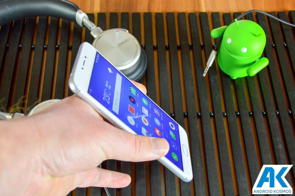 Test / Review: Meizu M3 Note - günstiges MidRange Smartphone 140
