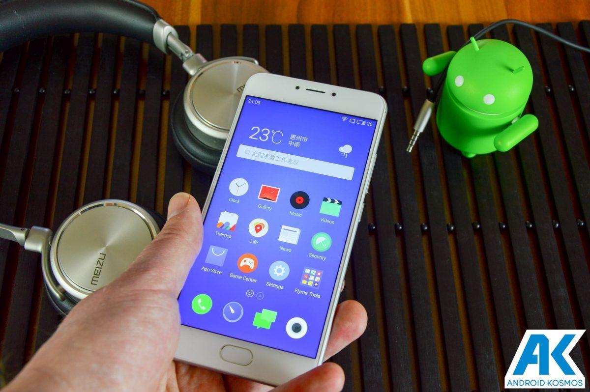 Test / Review: Meizu M3 Note - günstiges MidRange Smartphone 141