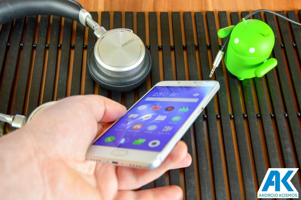 Test / Review: Meizu M3 Note - günstiges MidRange Smartphone 134