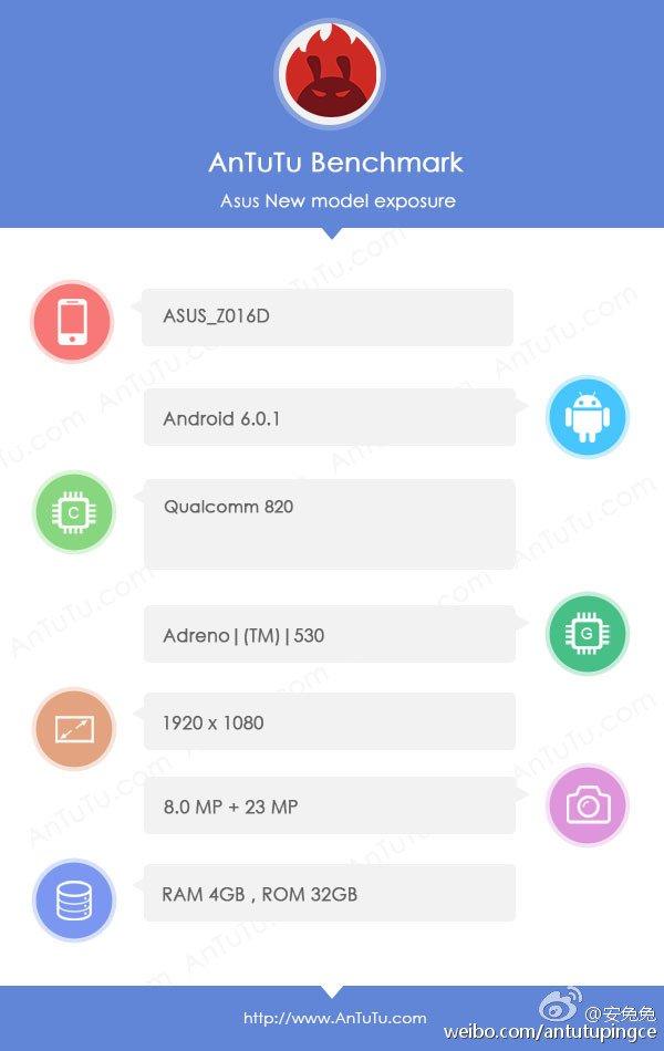 ASUS Zenfone 3, Deluxe und Max (Z2016D / Z2012D) aufgetaucht 5