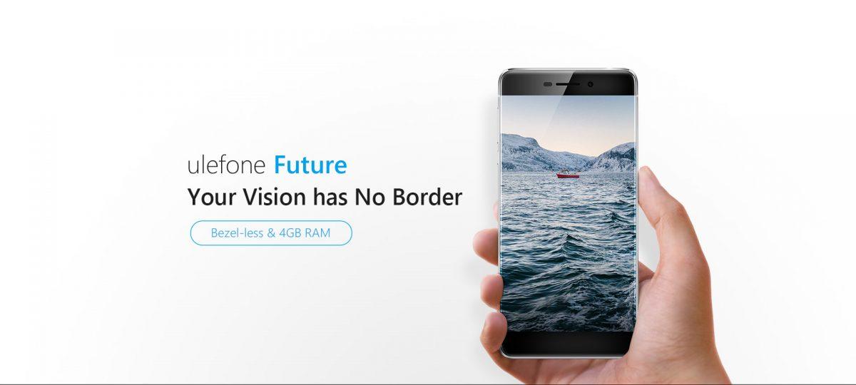Ulefone Future mit randlosen Display für 242 Euro vorbestellbar 2